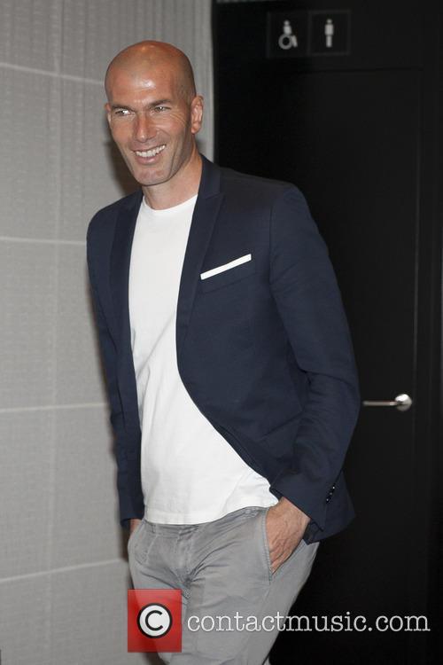 Zinedine Zidane 6