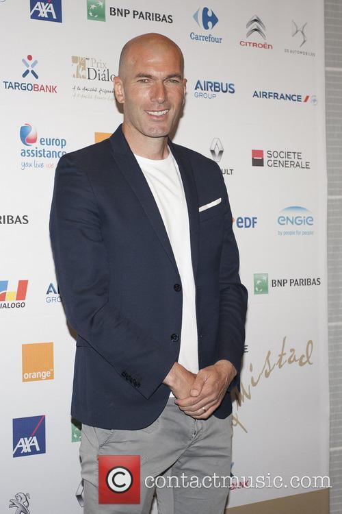 Zinedine Zidane 7