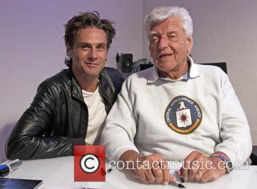 Rainer Meifert and David Prowse 2