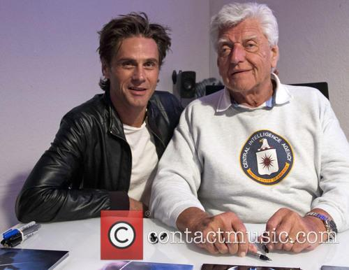 Rainer Meifert and David Prowse 1