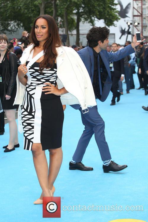 Leona Lewis and Adrian Grenier 7