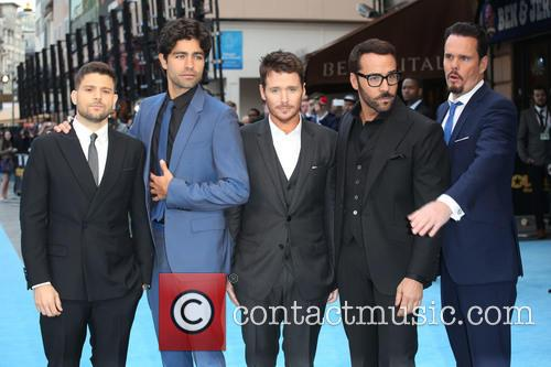 Jeremy Piven, Jerry Ferrara, Adrian Grenier, Kevin Connolly and Kevin Dillon 9