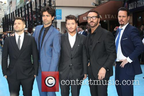 Jeremy Piven, Jerry Ferrara, Adrian Grenier, Kevin Connolly and Kevin Dillon 10