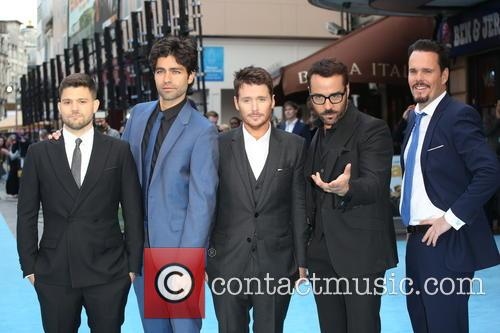 Jeremy Piven, Jerry Ferrara, Adrian Grenier, Kevin Connolly and Kevin Dillon 11