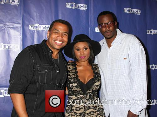 Omar Gooding, Angell Conwell and Bentley Kyle Evans 2