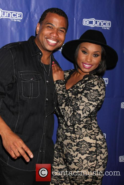 Omar Gooding and Angell Conwell 8