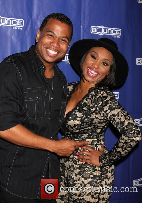 Omar Gooding and Angell Conwell 9