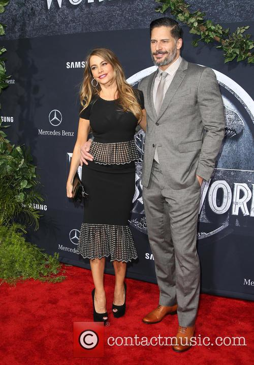Sofia Vergara and Joe Manganiello 8
