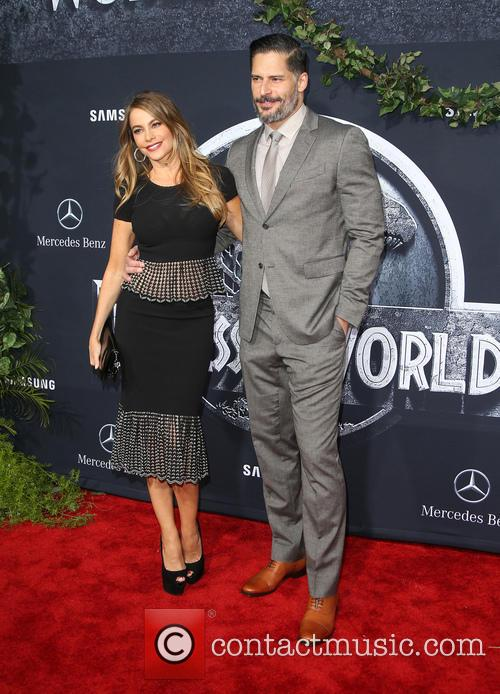 Sofia Vergara and Joe Manganiello 9