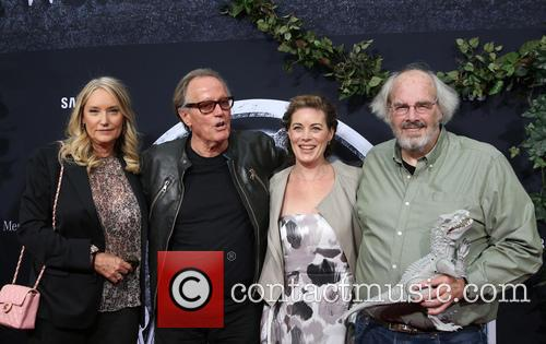 Margaret Devogelaere, Peter Fonda and Jack Horner 11