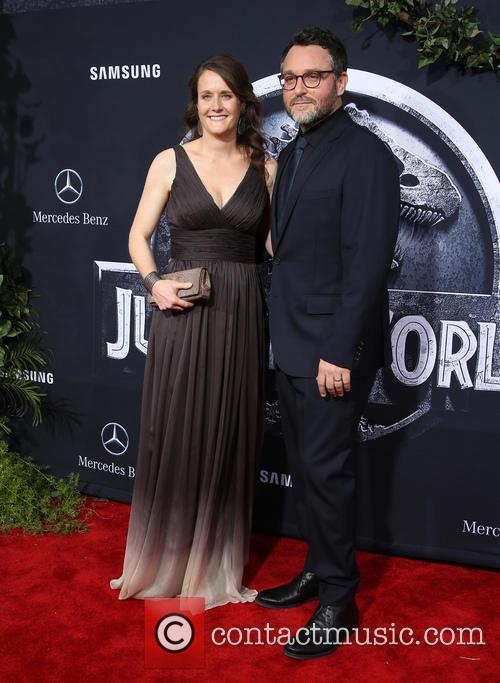 Isabelle Trevorrow and Colin Trevorrow 2