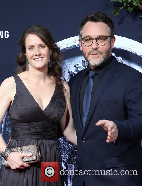 Isabelle Trevorrow and Colin Trevorrow 3