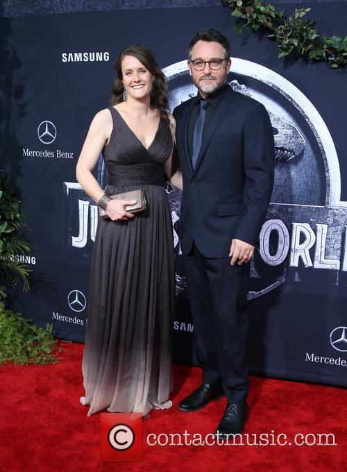 Isabelle Trevorrow and Colin Trevorrow 4