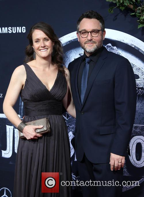 Isabelle Trevorrow and Colin Trevorrow 5