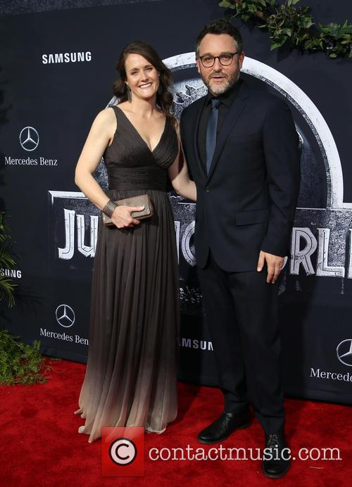 Isabelle Trevorrow and Colin Trevorrow 1