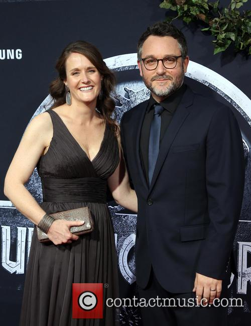 Isabelle Trevorrow and Colin Trevorrow 6