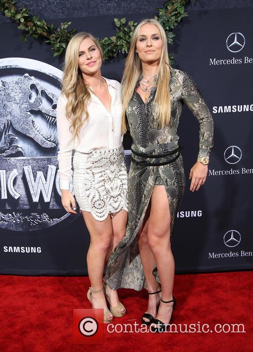 Karin Kildow and Lindsey Vonn 4