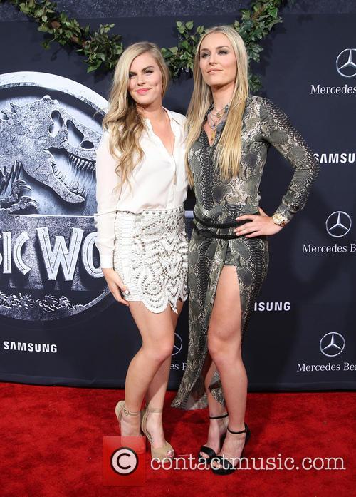 Karin Kildow and Lindsey Vonn 6