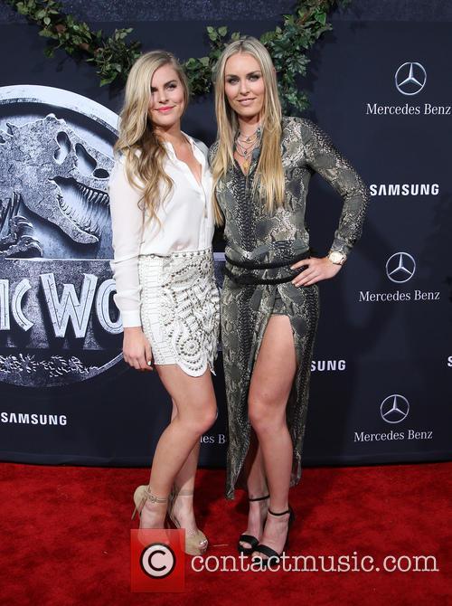 Karin Kildow and Lindsey Vonn 7