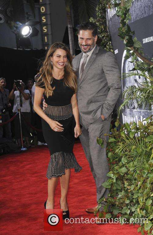 Joe Manganiello and Sofia Vergara 7