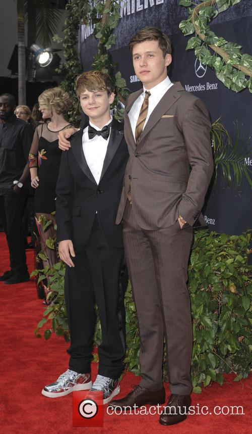 Ty Simpkins and Nick Robinson 6