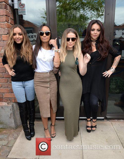 Jade Thirwall, Leigh Anne Pinnock, Perrie Edwards and Jesy Nelson 3