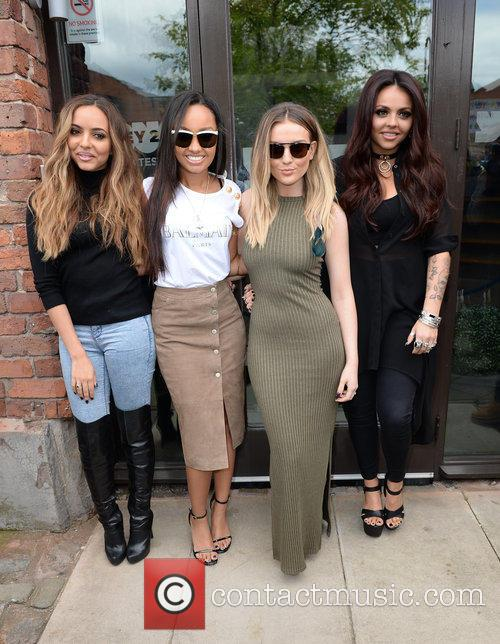 Jade Thirwall, Leigh Anne Pinnock, Perrie Edwards and Jesy Nelson 4