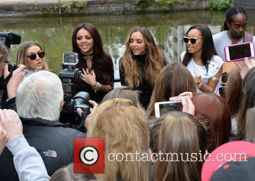 Jade Thirwall, Leigh Anne Pinnock, Perrie Edwards and Jesy Nelson 7