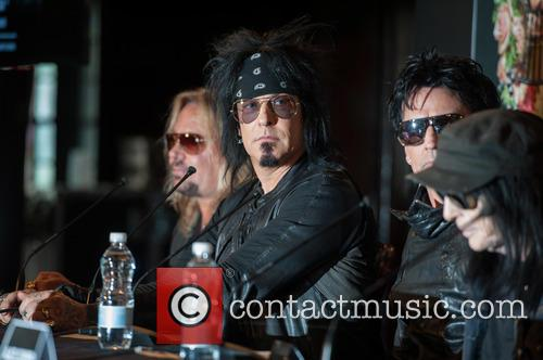Nikki Sixx, Tommy Lee, Vince Neil and Mick Mars 10