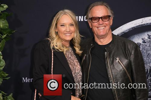 Margaret Devogelaere and Peter Fonda 3
