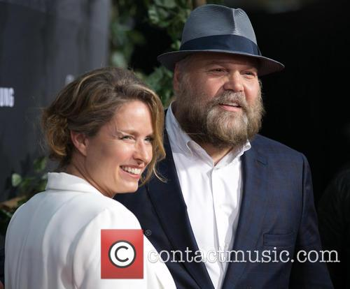 Carin Van Der Donk and Vincent D'onofrio