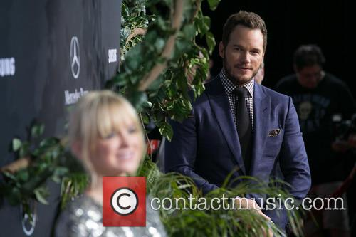 Anna Faris and Chris Pratt 1