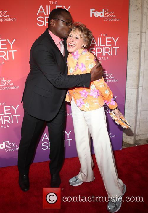 Robert Battle and Joan Weill 5