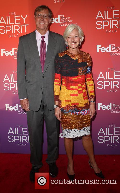 John Schaefer and Pamela Zilly 8