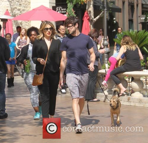 Ali Fedotowsky and Kevin Manno 8