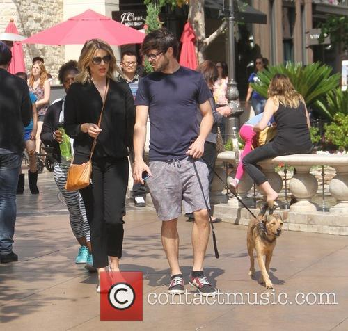 Ali Fedotowsky and Kevin Manno 9