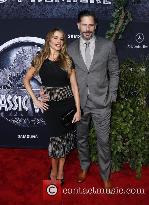 Sofia Vergara and Joe Manganiello 2
