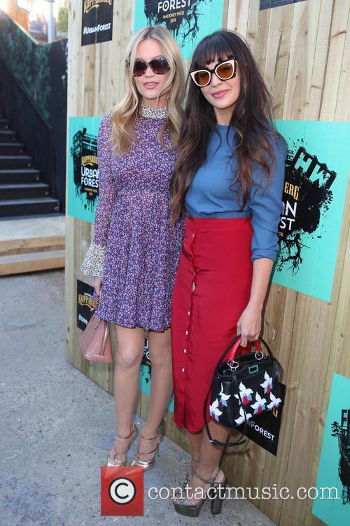 Laura Whitmore and Zara Martin 5
