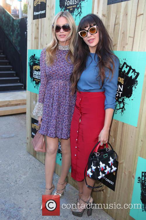 Laura Whitmore and Zara Martin 6