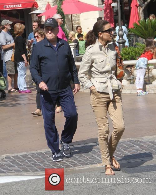 Robert Duvall and Luciana Duvall 9