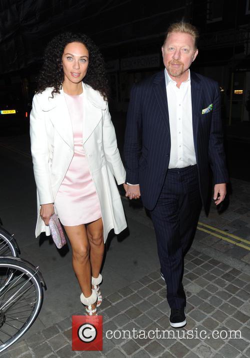 Boris Becker and Lilly Becker 5