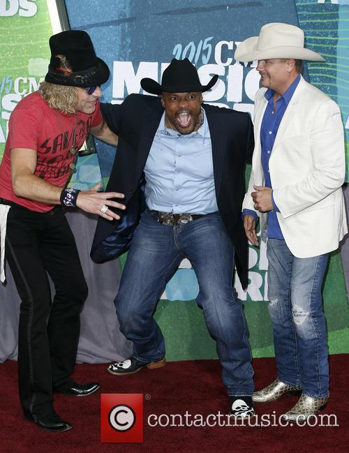 Big & Rich and Cowboy Troy 3