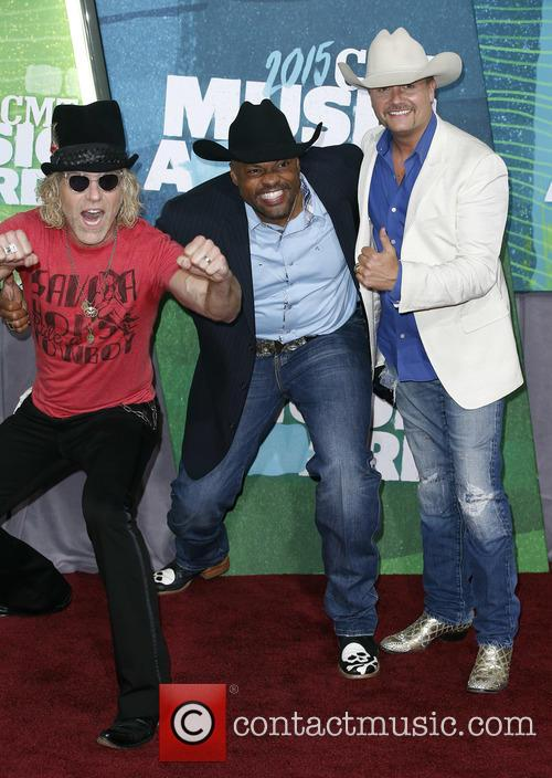 Big & Rich and Cowboy Troy 4