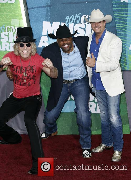 Big & Rich and Cowboy Troy 5