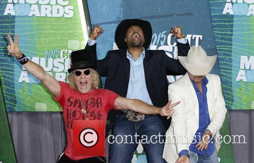 Big & Rich and Cowboy Troy 1