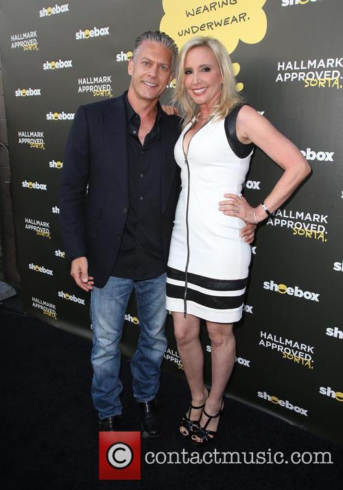 David Beador and Shannon Beador 3