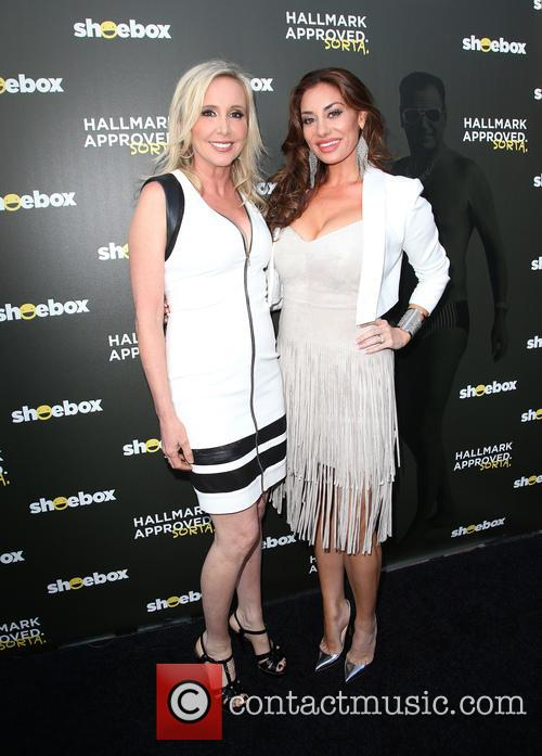 Shannon Beador and Lizzie Rovsek 11