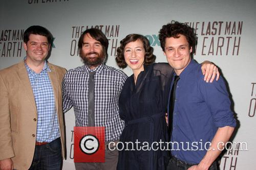 Christopher Miller, Will Forte, Kristen Schaal and Phil Lord 1