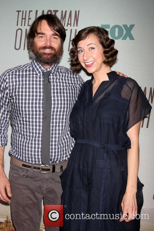 Will Forte and Kristen Schaal 4
