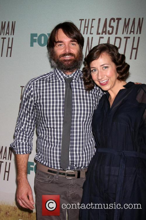 Will Forte and Kristen Schaal 1